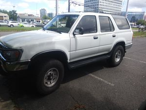 1995 Toyota 4 runner 4x4 Automatic 172 K miles all power for Sale in Falls Church, VA