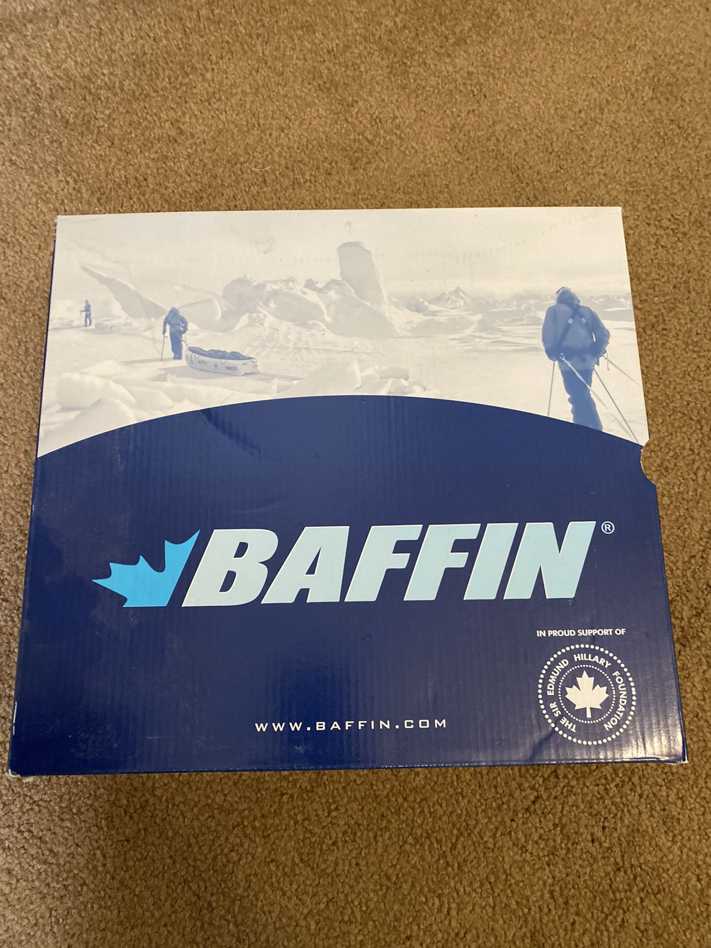 Baffin Shari Boots-Youth