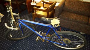 Bike just need acover for aseat for Sale in Cleveland, OH