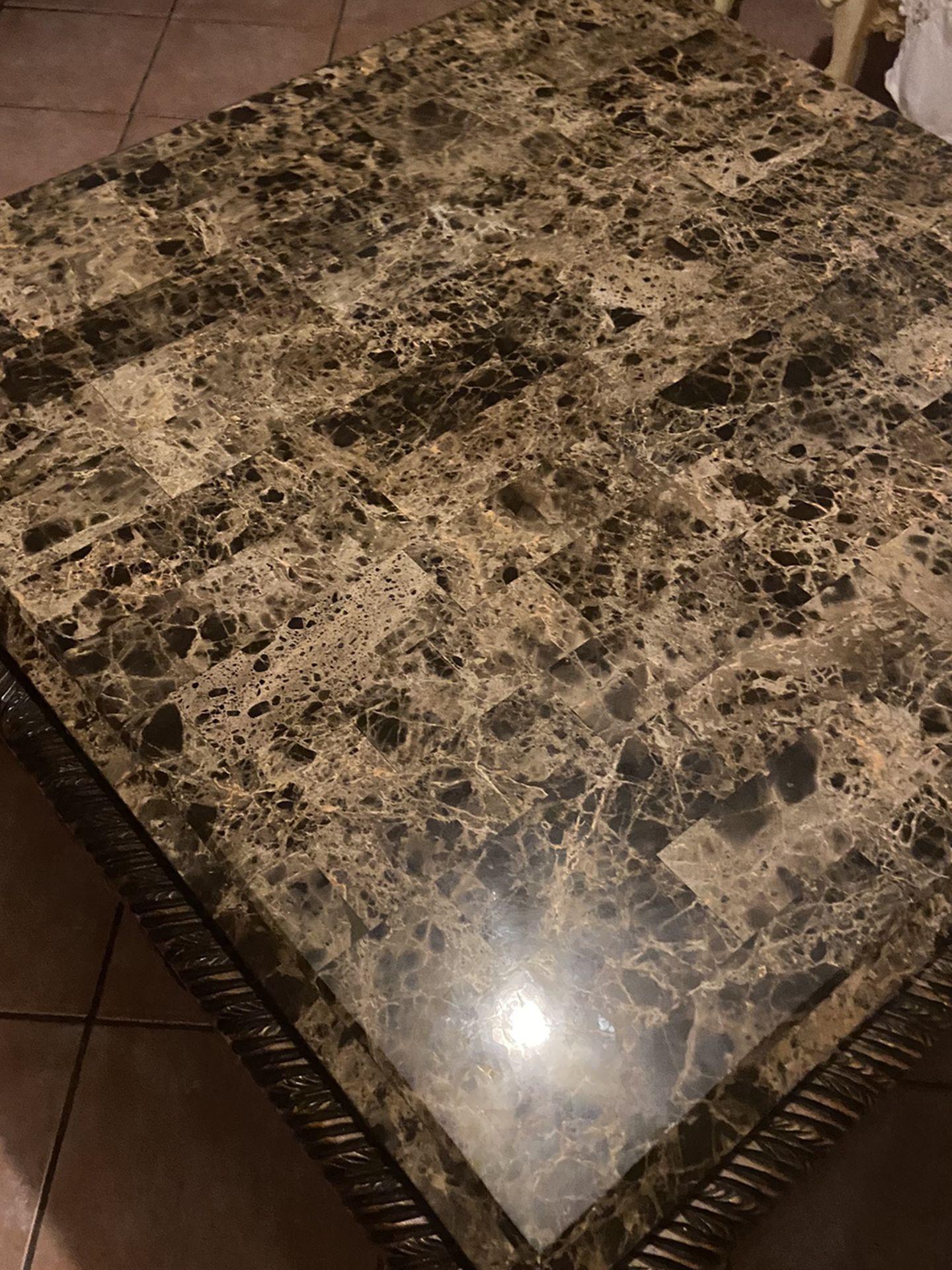 Ashley Furniture Granite Table