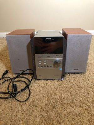 Panasonic Stereo System for Sale in Hoffman Estates, IL