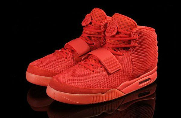 f44f27f70f2 Air Yeezy Red October - size 9.5 (Clothing   Shoes) in Englewood