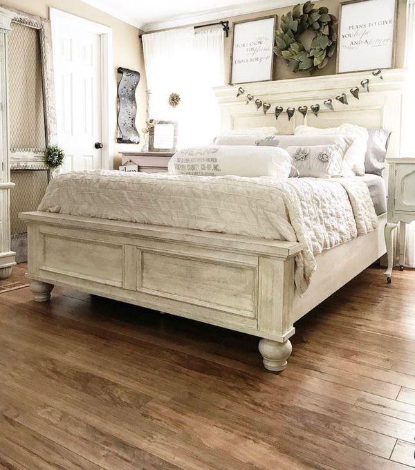 Sales At Ashley Furniture: Marsilona Ashley Furniture Bed And Dresser For Sale In