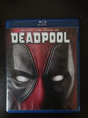 Deadpool Blu-Ray digital HD for Sale in Temple Hills, MD