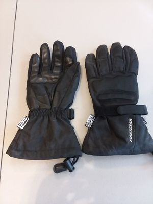 First Gear motorcycle riding gloves mens medium used for Sale in Elkridge, MD