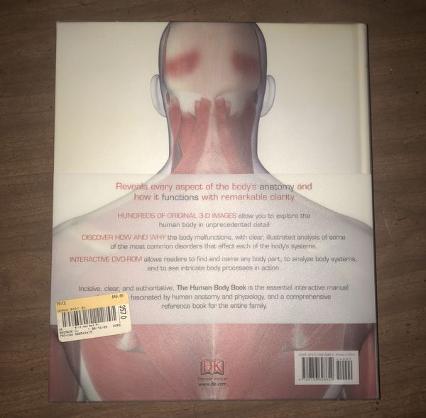 The Human Body Book Dvd For Sale In Modesto Ca Offerup