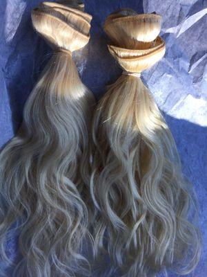 Mink Brazilian blonde bundles for sale $200 for Sale in Las Vegas, NV