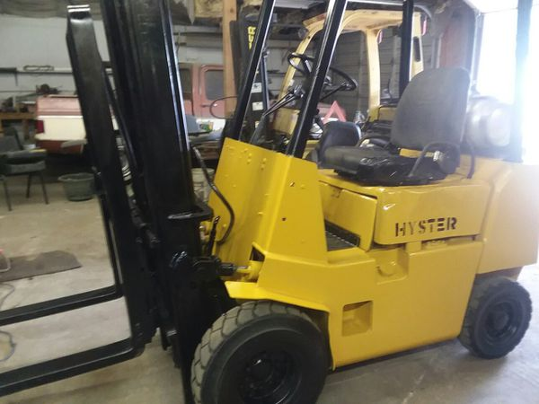 Hyster 3,000 Lb capacity forklift for Sale in Houston, TX - OfferUp