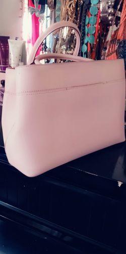 Michael Kors light pink purse Thumbnail