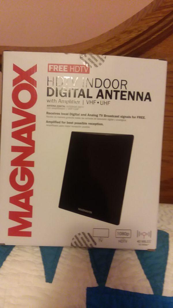 Magnavox Hdtv Digital Indoor Antenna Only 15 For Sale In Cincinnati
