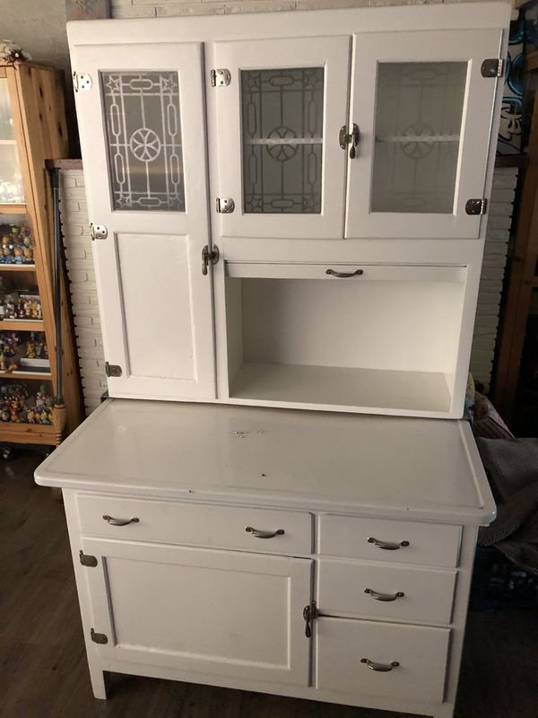 Hoosier Kitchen Queen Hutch Cabinet For Sale In Tacoma Wa Offerup