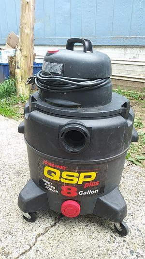 Photo Shop-vac 8 gallon