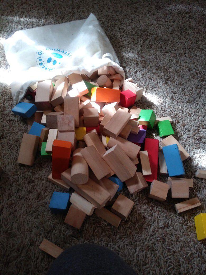 Playing Blocks