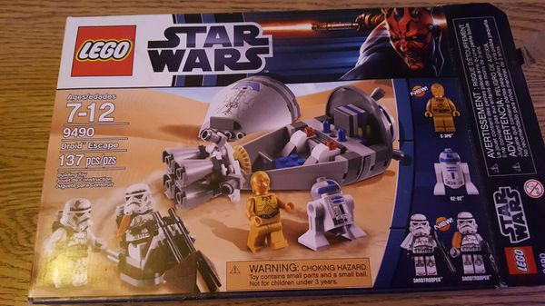 Lego Star Wars 9490 Complete With Minifigures For Sale In Phoenix