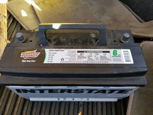 Volvo Xc90 Battery Works Great