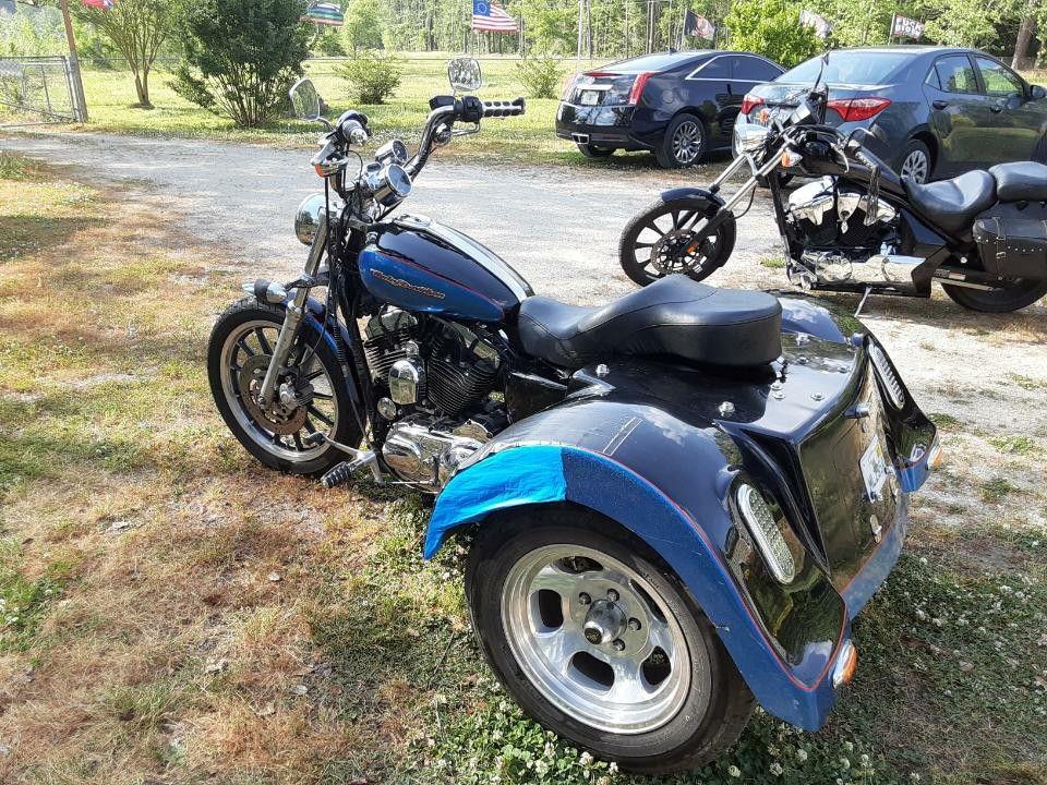 Photo 2007 HarleyDavidson Sportster Trike
