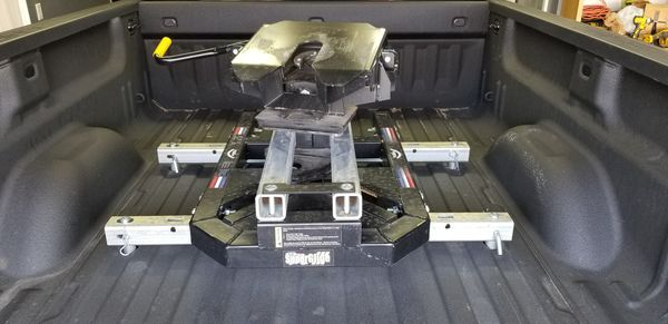 5Th Wheel Hitch For Sale >> Super Glide 5th Wheel Hitch For Sale In Yakima Wa Offerup
