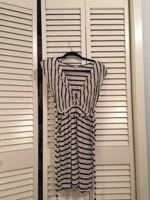 Navy and white striped cotton dress for Sale in Nashville, TN