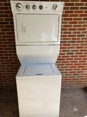 Whirlpool stack for Sale in Cumberland, VA