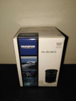 Olympus Camera Lens Thumbnail