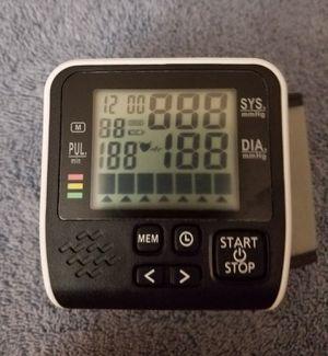 Wristmate Premium Blood Pressure Monitor for Sale in Pittsburgh, PA