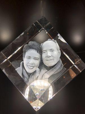 3d crystal image for Sale in McLean, VA