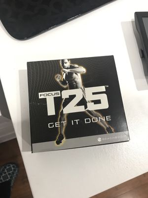 T25 full DVD set for Sale in West Springfield, VA