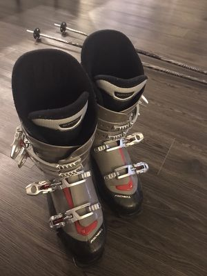 Fischer ski boots size 29.5 for Sale in Seattle, WA