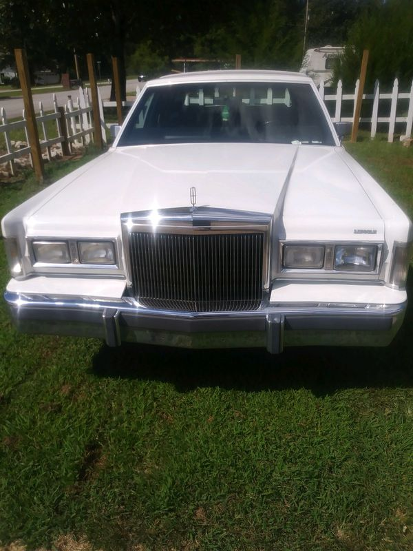 30th Anniversary Classic Lincoln Town Car For Sale In Lithia Springs