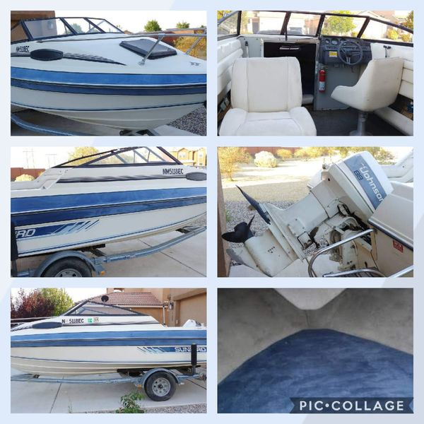 1988 sunbird boat