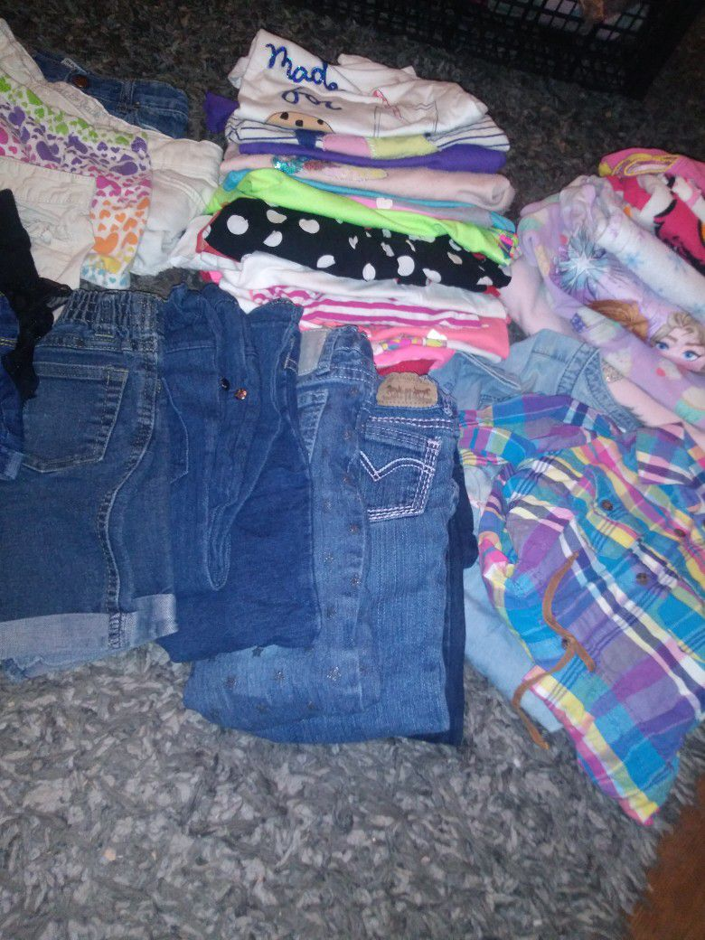4t Girls Clothes Lot