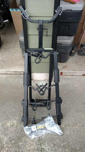 Jack It! Bike Rack for Travel Trailers for Sale in Oregon City, OR
