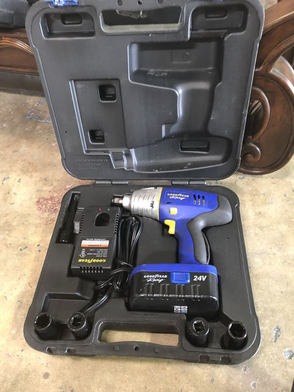 Good Year Racing Cordless Wrench