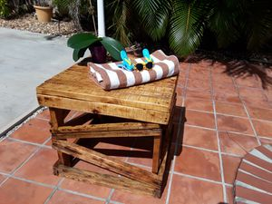 Custom built patio and pool table for Sale in Miami, FL