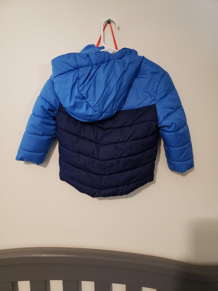 Infants puffer coat by healing baby size 12-18 months