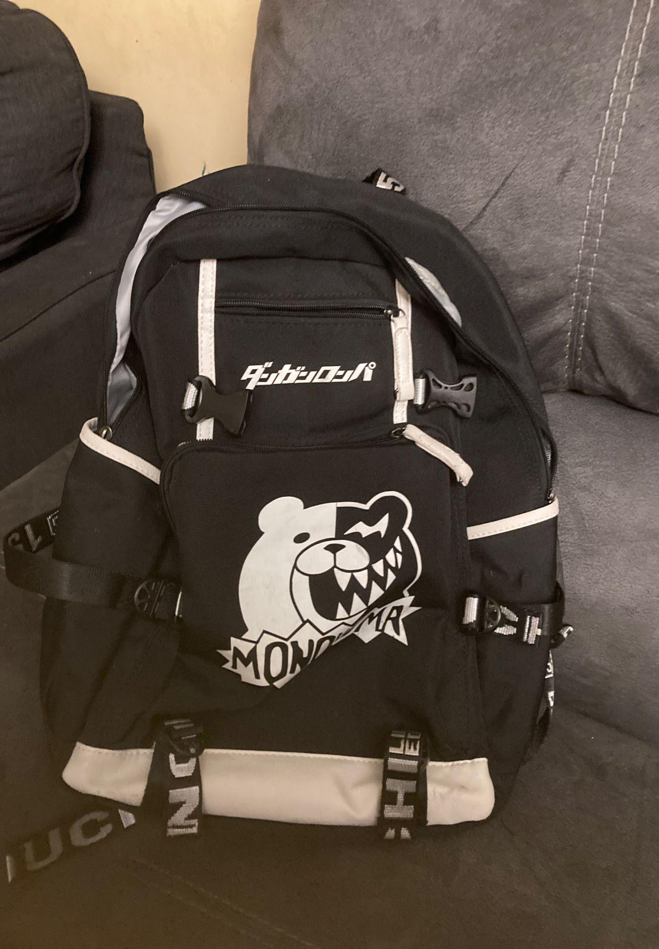 danganronpa backpack