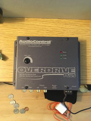 "Line driver ""car audio"" for Sale in Dundalk, MD"