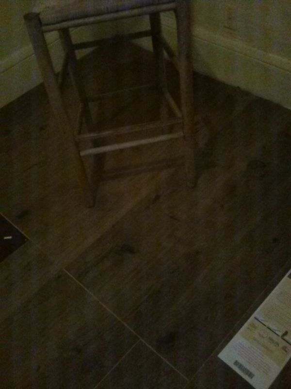 Laminate Flooring Brand New Simple Installation For Sale In