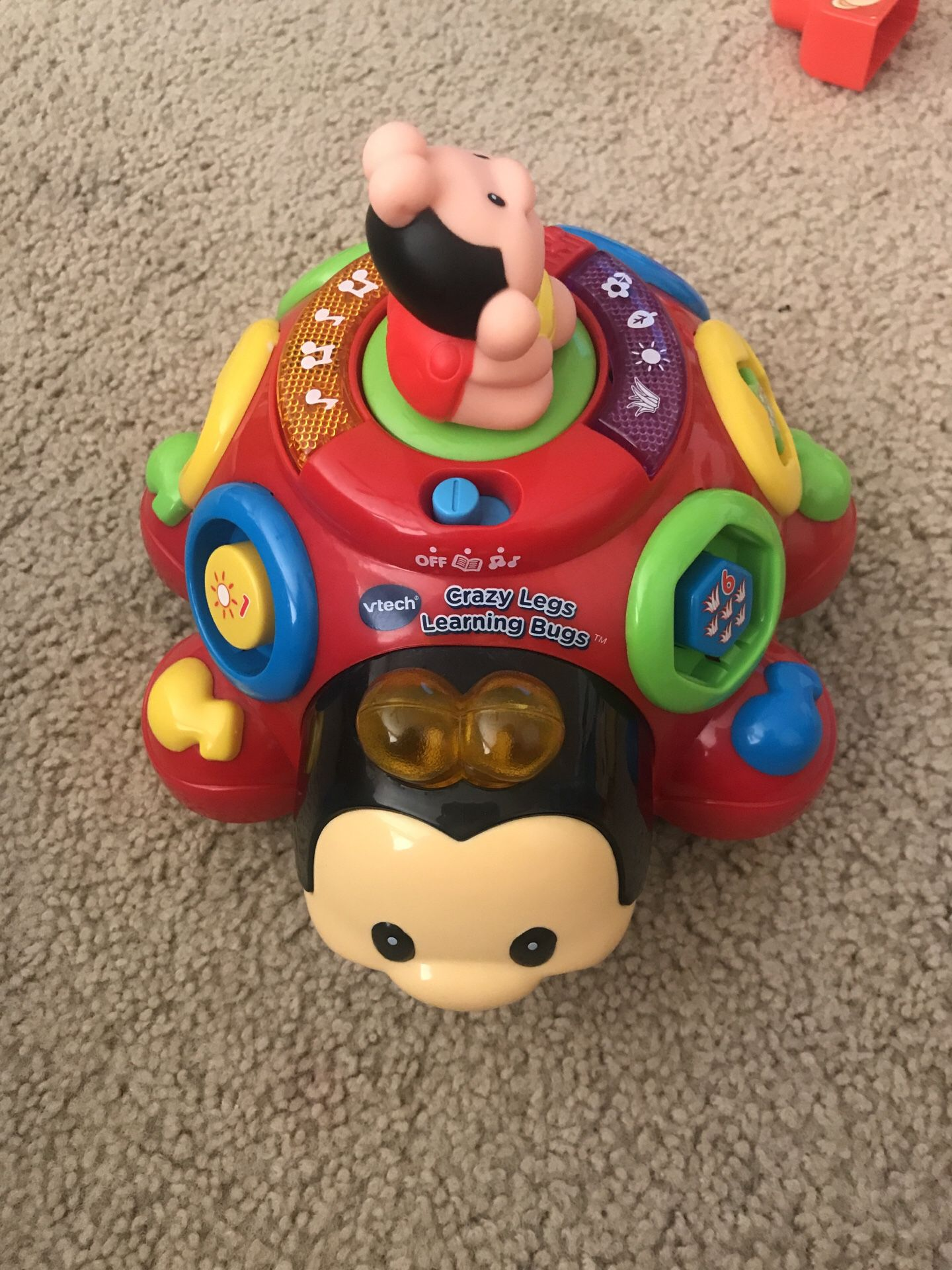Learning toddler toy