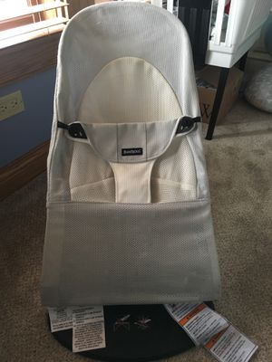 Baby Bjorn mesh bouncer for sale  US