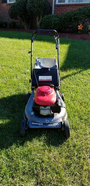 Honda Harmony II 2-in-1 S/P Lawn Mower for Sale in Oxon Hill, MD