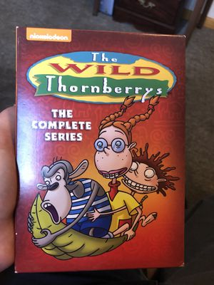 The Wild Thornberrys for Sale in Martinsburg, WV