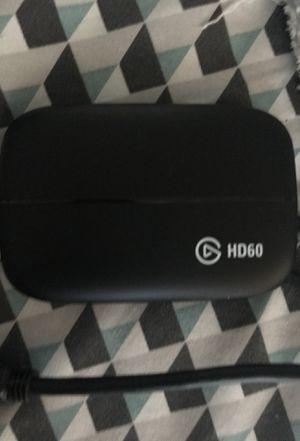 Elgato Game Capture HD Recorder HD60 for Sale in Orlando, FL