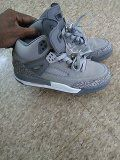 Air Jordan size 6 spizike size 7 grey #10s for Sale in Pittsburgh, PA