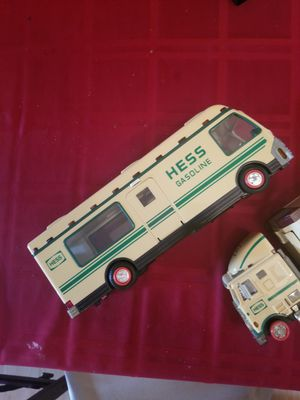 HESS collectible toy trucks -1997 and 1998 for Sale in Orlando, FL