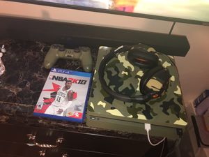 Ps4 limited edition 1TB for Sale in Washington, DC