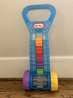 Photo Little Tykes - Tumbling Gears Push Toy