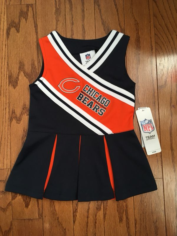 separation shoes 87132 08fda Toddler girl Chicago Bear outfit for Sale in Downers Grove, IL - OfferUp