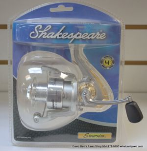 Shakespeare Excursion 235B Fishing Reel for Sale in Margate, FL