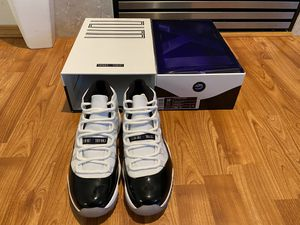 Photo Size 10.5 2010 Jordan 11 Retro Concord brand new